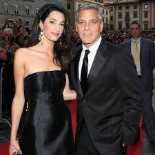 George And Amal Clooney A Look At Their Romance Stars