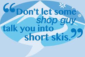 K2 Ski Size Chart Women S Five Rules For The Correct Ski Length