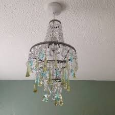 gorgeous john lewis glass droplet chandelier lampshade