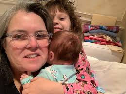 Rosie O'Donnell Gushes About Being a Grandma: It 'Throws Me Back'