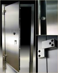 High Security Doors & High Security Doors With Key Pad Entry