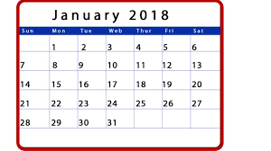 calendars with notes january 2018 calendars notes printables printable templates letter