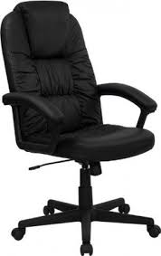 comfort office chair. flash furniture bt983bkgg high back black leather executive swivel office comfort chair d