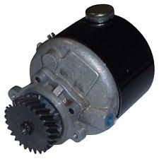 ford tractor power steering e6nn3k514ea power steering pump reservoir fits ford tractor 3500 3550 3600