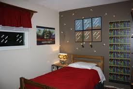Minecraft Bedroom Wallpaper Photo   8