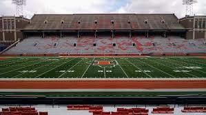 Memorial Stadium Il Section 127 Rateyourseats Com
