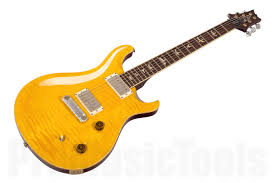 prs usa mccarty fd faded vintage yellow protools