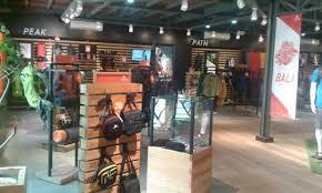 Eiger merupakan merek dari berbagai macam peralatan berkegiatan di luar ruangan. The Second Largest Eiger Flagship Store Opens In Seminyak The Bali Times