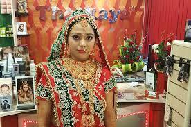 the kaya bridal make up