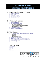 small business plan outline best photos of small business proposal sample plan template 4 cmerge