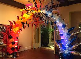 Fire And Ice Decorations Design