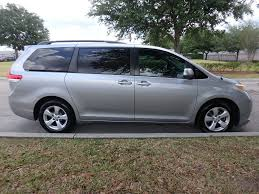 2011 Used Toyota Sienna 5dr 8-Passenger Van V6 LE FWD at Central ...