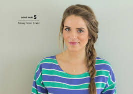 the twisted side braid