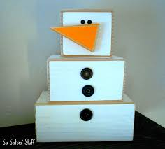 4x4 Wood Crafts Snowman Wood Projects Images Reverse Search
