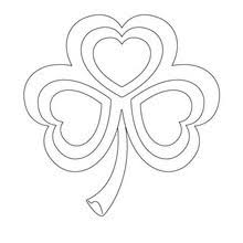 Small Picture Shamrock facts games coloring pages crafts and activities for