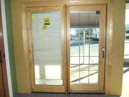 pella sliding glass door patio doors with built in blinds charming sliding glass doors with blinds