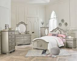 Silver Bedroom Jessica Silver Youth Bedroom Set Adams Furniture