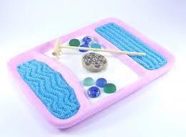 Small Picture Zen Garden DIY Kit For Her Mini Zen Garden Office Decor Gift