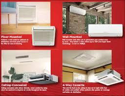 ductless heat pump ceiling mount.  Mount Mitsubishi On Ductless Heat Pump Ceiling Mount N