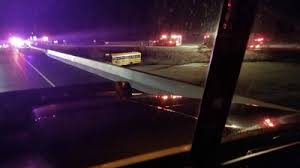 West Bend High School bowling team involved in accident as bus hits ...
