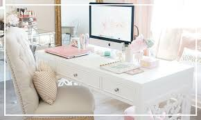 pink home office. Now That I Have Finally Finished Moving, I\u0027m Hoping To Start Decorating \u0026 Planning Some Room Makeovers. We Really Need Focus Our Time (and Money) Pink Home Office