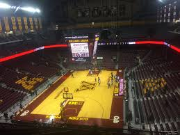 Williams Arena Minnesota Section 212 Rateyourseats Com