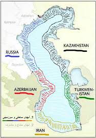 Image result for دریای مازندران