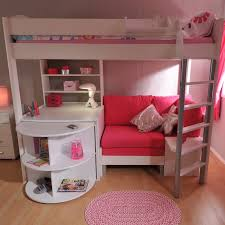 loft bed with shelves. Simple Loft Casa European Single LShaped Bunk Bed With Storage On Loft With Shelves O