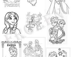 Facebook is showing information to help you better understand the purpose of a page. Disney Coloring Page Etsy