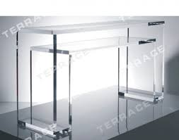 plexiglass furniture. Large Size Of Console Tables:acrylic Waterfall Table Lucite Acrylic Furniture Chairs Plexiglass