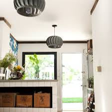 Lighting diy Photo Booth Turbine Pendant Light The Spruce Crafts 12 Diy Pendant Light Fixtures From Upcycled Items