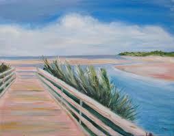 myrtle beach painting myrtle beach by clara sue beym