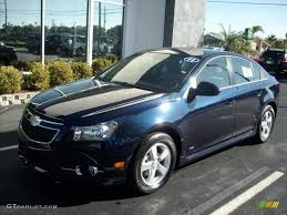 2011 Imperial Blue Metallic Chevrolet Cruze LT/RS #46612004 ...