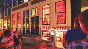 Amsterdam Red Light District Photo Unveil Your Sensual Soul With The Amsterdam Red Light
