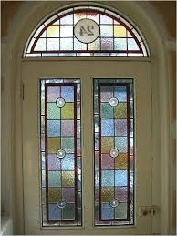 cute stained glass door panels for modern design styles 56 with stained glass door panels