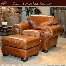 brown leather chair with ottoman trend of and chairs sets light