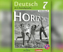 ГДЗ решебник по Немецкому языку класс Рабочая тетрадь Аверин М  ГДЗ по Немецкому языку 7 класс