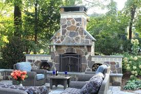 prefab fire pit precast outdoor fireplace manufacturers prefab outdoor fireplace kits fire pit stones home depot