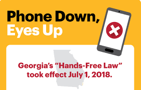 Image result for hands free georgia law