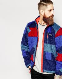 Patagonia Patterned Fleece