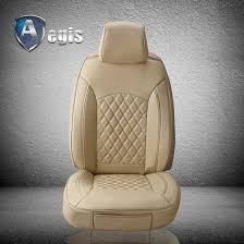 3d design pu leather seat cover