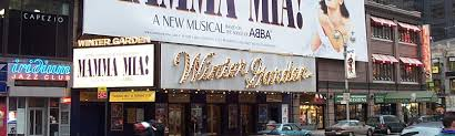 Winter Garden Seating Chart New York Winter Garden Theatre Ny Tickets And Seating Chart