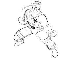 Check out our x men cyclops selection for the very best in unique or custom, handmade pieces from our shops. Cyclops Coloring Pages Coloring Home