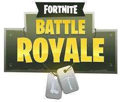 Fortnite Battle Royale Logo by ...