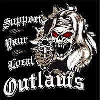 Support outlaws mc newfoundland let's end the biker stigma , we are bikers we have rights. Support Your Local Outlaws Merchandise
