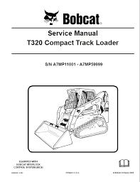bobcat t320 compact track loader service manual pdf repair manual repair manual bobcat t320 compact track loader service manual pdf