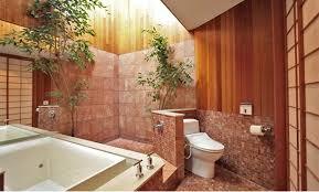 lush asian bathroom