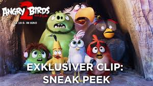 ANGRY BIRDS 2: DER FILM - Exklusive Sneak Peek - Ab 19.9.19 im Kino! -  YouTube