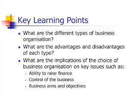 Business Ownership Types Forms Of Business Ownership Online Presentation