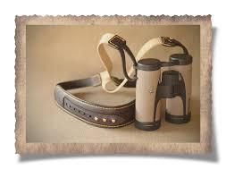 Best Binocular Case Harness Hunting